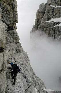 Brenta Via Ferrata