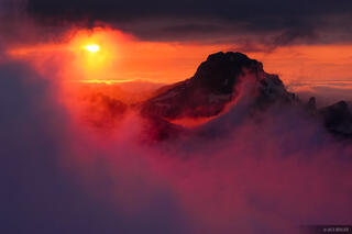 Triglav, Razor, Julian Alps, Slovenia