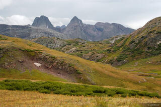 Grenadier Range, Weminuche Wilderness, tundra, Colorado
