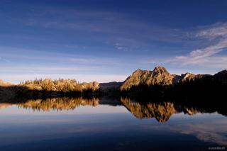 Big Agnes Mountain, Gilpin Lake, Zirkel Wilderness, Colorado