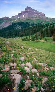 Uncompahgre Peak, fourteener, Colorado