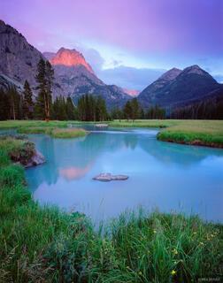 Ladd Peak, Green River, Wind River Range, Wyoming