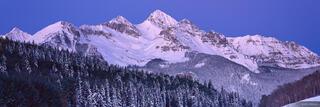 Wilson Peak, fourteener, Telluride, San Juan Mountains, Colorado