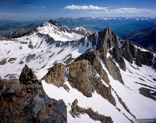 Mt. Wilson, fourteener, San Juan Mountains, Colorado