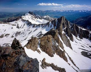 Mt. Wilson, fourteener, San Juan Mountains, Colorado
