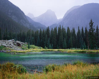 Vestal Peak, Weminuche Wilderness, San Juan Mountains, Colorado
