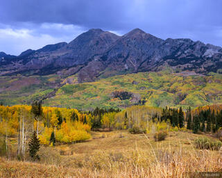 Mt. Owen, Ruby Peak, West Elk Mountains, Colorado