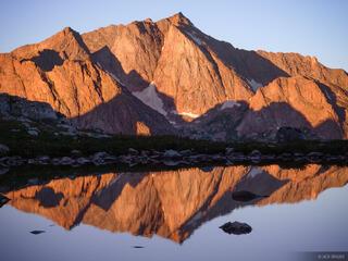 North Eolus, Weminuche Wilderness, Colorado