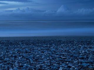 Gillespie Beach, West Coast, New Zealand, Tasman Sea