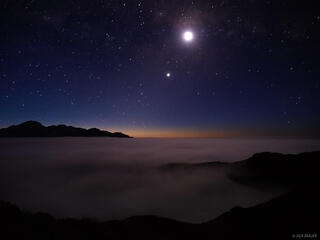 Stars Above the Clouds