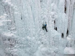 Ouray, Ice Park, Colorado, ice climbing