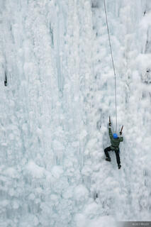 Ouray, Ice climbing, Colorado