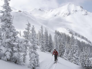 Skiing, Colorado, San Juans
