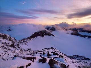 Galdhøpiggen, Jotunheimen, Norway, summit