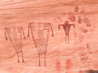 Sheiks Pictographs 2