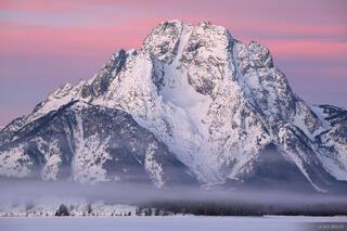 Jackson Lake,Tetons,Wyoming, Mt. Moran