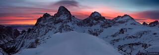 Grand Sunrise Panorama