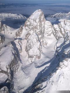 Grand Teton Aerial #1