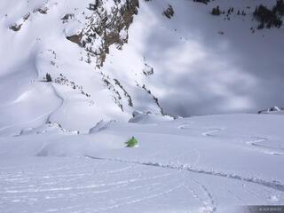 snowboarding, Jackson Hole, Wyoming, backcountry