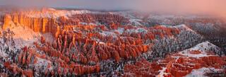Bryce Canyon Snowy Sunrise