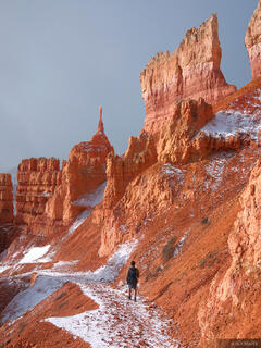 Bryce Canyon National Park, hiking, Navajo Loop Trail, Utah