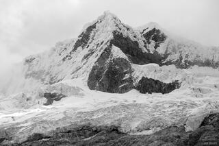Nevado Chacraraju, Cordillera Blanca, Peru