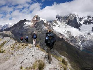 Cordillera Huayhuash, Peru, South America