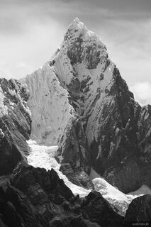 Jirishanca, Cordillera Huayhuash, Peru