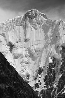Yerupaja, Cordillera Huayhuash, Peru, southeast