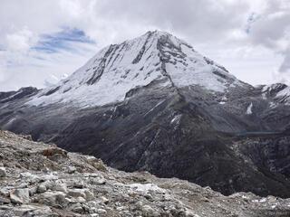 Cordillera Blanca, Peru, South America, Nevado Ranrapalca