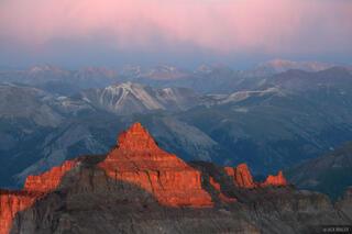 Teakettle, Sneffels, San Juan Mountains, Colorado