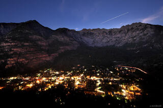 Ouray, Colorado, space station