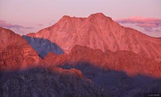 Snowmass Alpenglow