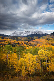 Colorado,San Juan Mountains,Woods Lake,aspens,autumn,fall