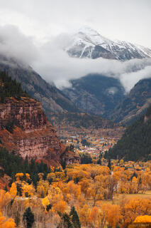 Ouray Stormy Autumn #2
