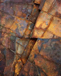 Rusty Rock #2