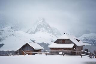 Cimon della Pala, Dolomites, Europe, Italy, San Martino, Alps