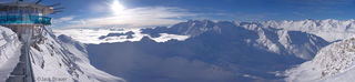 Top Mountain Star, Obergurgl, Austria, panorama, , Ötztal Alps
