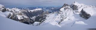 Uri Rotstock, Switzerland, panorama