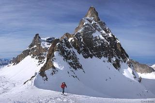 Hasenstock Skier