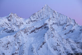 Weisshorn, Zermatt, Switzerland, rugged