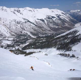 skiing, San Juans, Colorado, May, , active, 2011