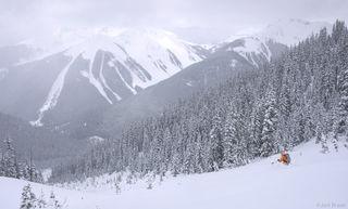 Skiing, Silverton, powder, May, San Juans, Colorado