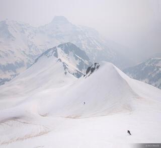 Smoky Skiing