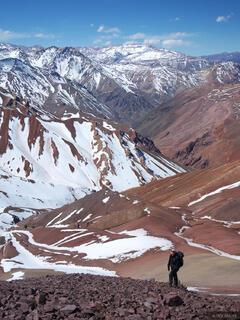 Argentina, Penitentes, South America
