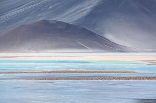 Salar de Aguas Calientes, Atacama, Chile