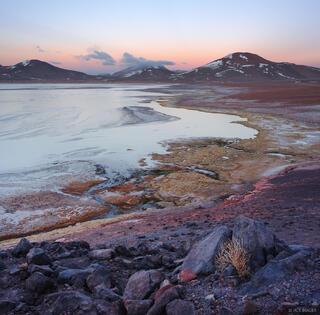 Atacama,Chile,South America, Salar de Aguas Calientes