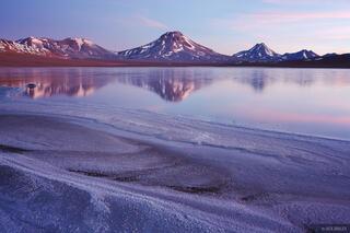 Laguna Lejia, Atacama, Chile, Lascar, Vulcan Simba, Cerro Acamarachi