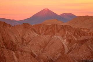 Licancabur Sunset