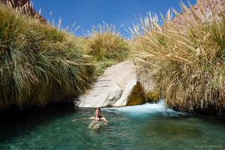 hot springs, Termas de Puritama, San Pedro de Atacama, Chile